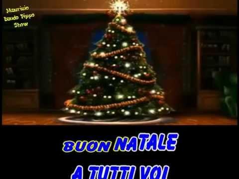 Buon Natale Karaoke.Base Karaoke Rosario Cacopardo Dario Buon Natale Amici By Maurizio Baudo Pippo Show