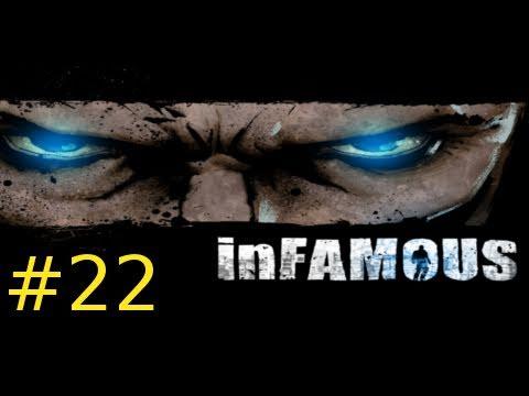 Infamous Walkthrough Part 22: Engineering A Defense