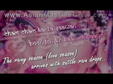 ★ ♥ ★ Neele Neele Ambar - lyrics + Translation  ★ www.Asian-Massive-Crew.com ★ ♥ ★