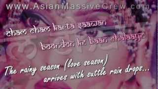 ★ ♥ ★ Neele Neele Ambar - lyrics + Translation  ★ www.Asian-Massive-Crew.com ★ ♥ ★