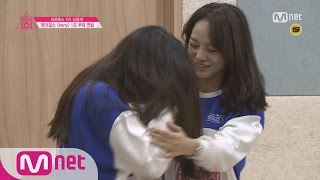 [Produce 101][Teaser]Kim So Hye with mistakes, 'Sohye, you really wanna be a singer?' EP.04 20160212