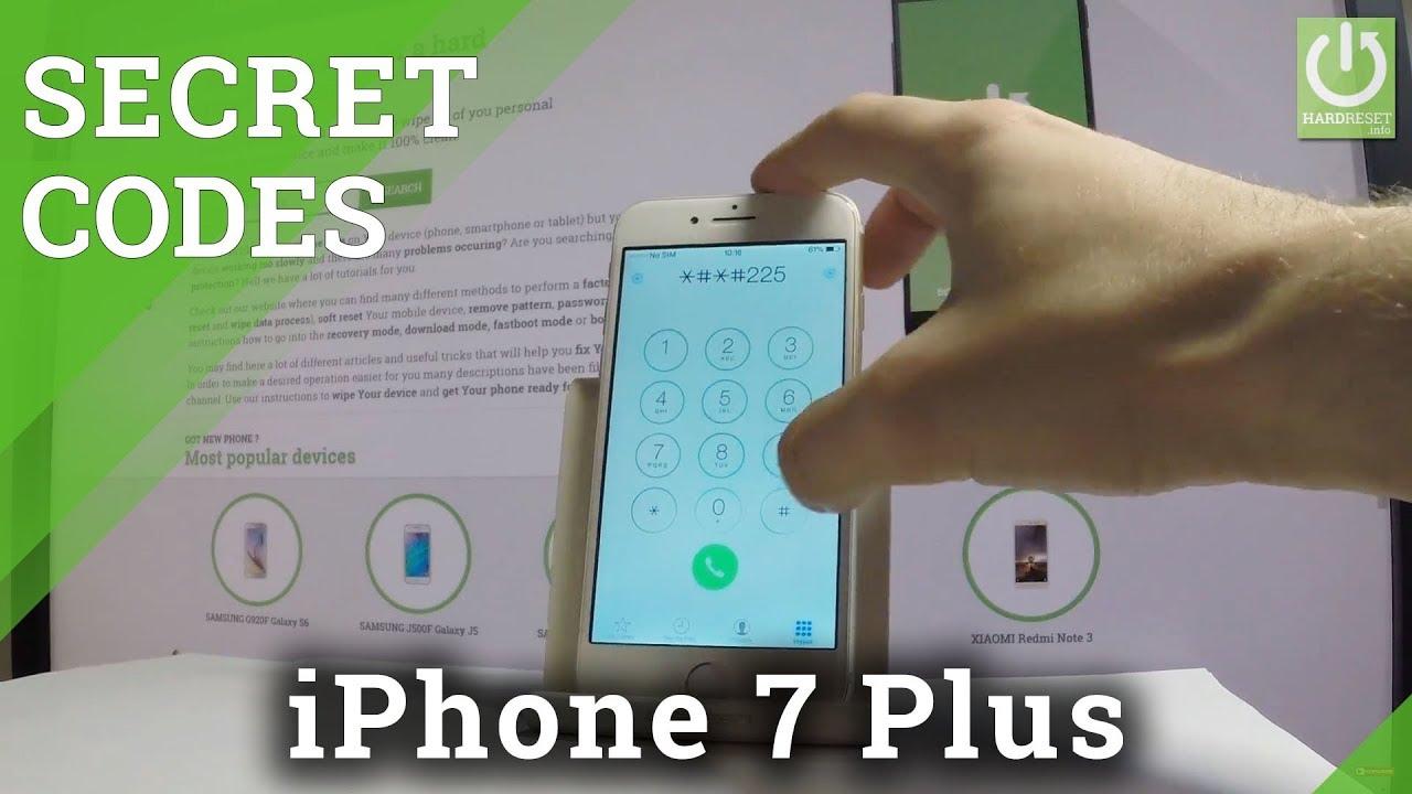 Fake Apple Iphone 7 Secret Codes Iphone 7 Clone Tricks Tips Youtube