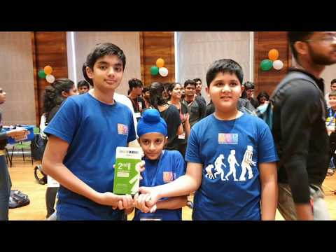 Team OMOTEC at WRO Regionals 2019 - Day 2 | WORLD ROBOTICS OLYMPIADS 2019 | ON MY OWN TECHNOLOGY