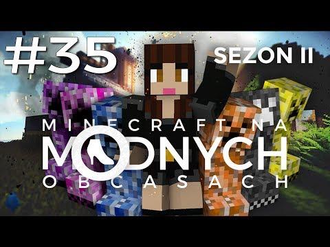 """Minecraft na """"modnych"""" obcasach Sezon II #35 – Kolekcja zbroi i mieczy"""