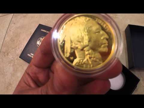 1oz Gold Buffalo Proof