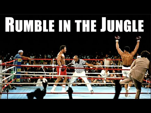 The Rumble In The Jungle Explained - Ali vs Foreman | Fight Breakdown |