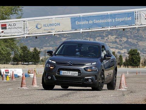 Citroën C4 Cactus  2018 - Maniobra de esquiva (moose test) y eslalon | km77.com