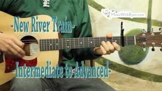 New River Train - Guitar Lesson