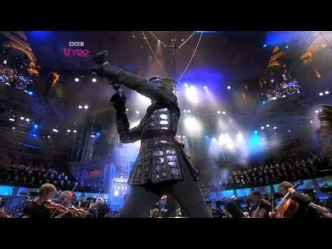 Doctor Who at the Proms  Doctor Who Theme Tune  BBC Proms 2010  BBC Three