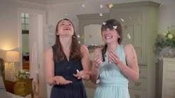 M&S | One Bridesmaid dress, six ways