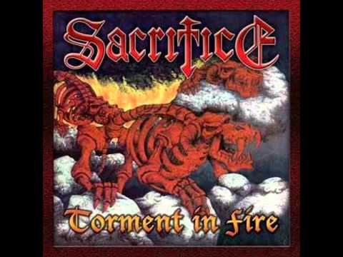 Sacrifice - Torment in Fire 1985 full album