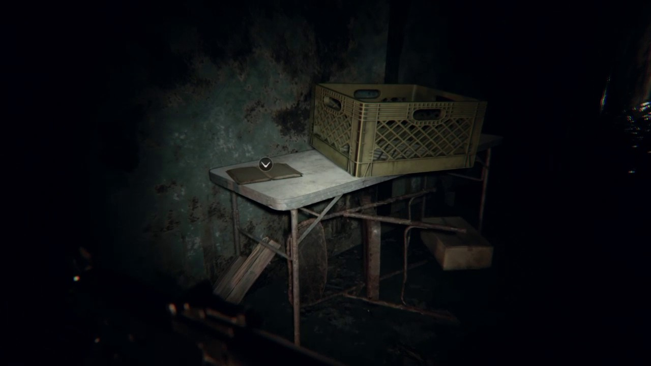 Resident Evil 7 - File location #23 (Jim's letter) and #24