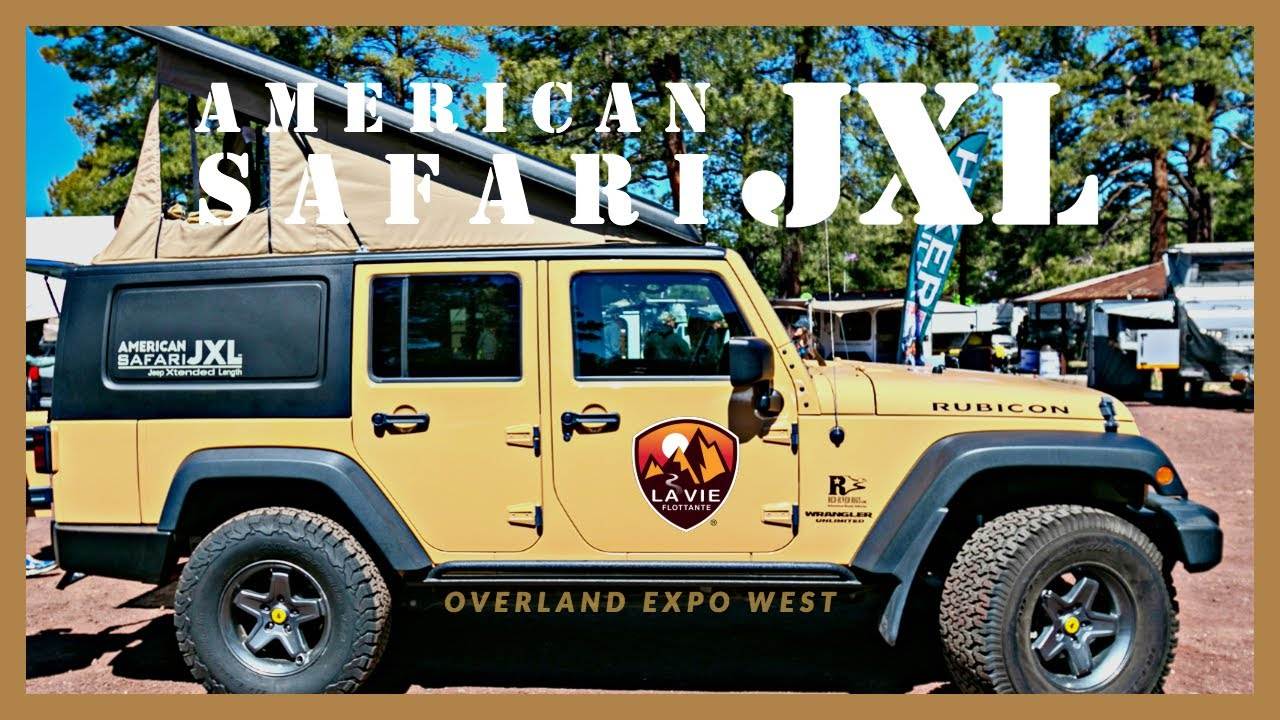 American Safari JXL Overland Expo West - Exclusive Red River