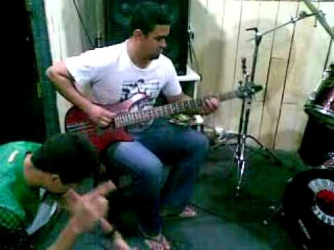 The Wicker Man - Iron Maiden Cover by Banda de Pedreiros