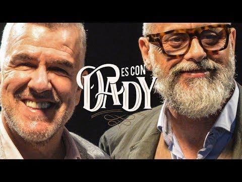 Jorge Rial en Es con Dady