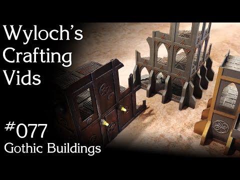 077 - Gothic Buildings