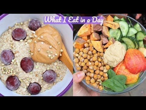 WHAT I EAT IN A DAY Nutrient Rich Meal Ideas