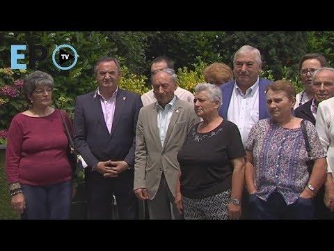 Acruga rinde homenaje a 60 ganaderos jubilados