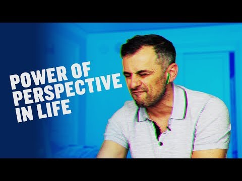 POWER OF PERSPECTIVE IN LIFE