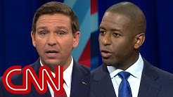 DeSantis, Gillum spar over gun control and crime