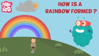 How Is A Rainbow Formed | The Dr. Binocs Show | Learn Series For Kids