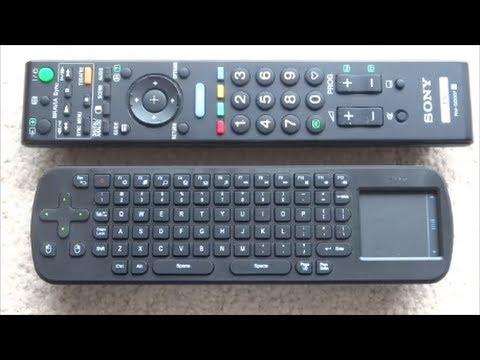 db8495d451b Measy Smart Remote Air Mouse / Mini Keybord - YouTube