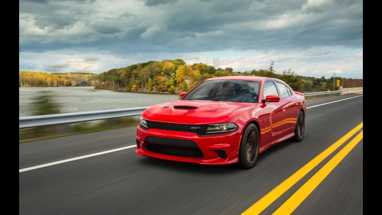2017 Dodge Charger Srt8 Review Official