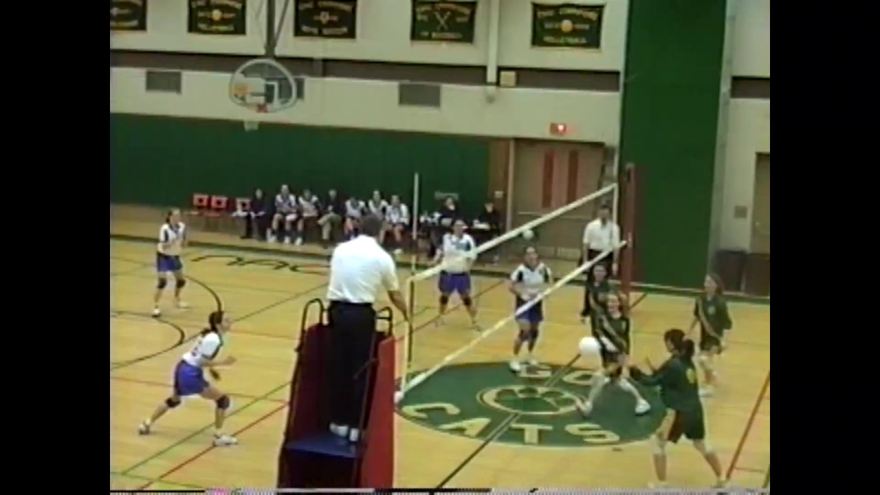 NAC - Lake Placid Volleyball  1-29-96