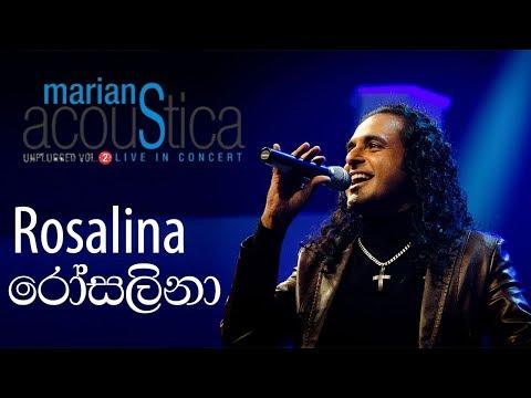 Rosalina (රෝසලිනා) - MARIANS Acoustica Concert