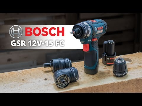 Bosch GSR 12V