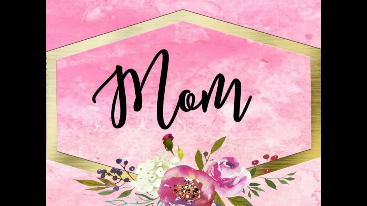 Free Mothers Day Card Printable 2017 Preview Youtube