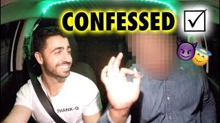 WITH THE BOSS'S DAUGHTER?! (Funny Uber Confessions)