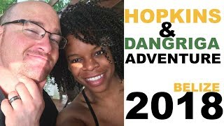 Traveling BELIZE -  Hopkins and Dangriga | Justin and Shamayne