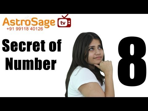 Numerology Number 8 & You