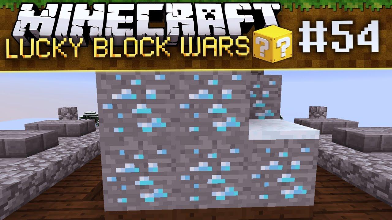 """Minecraft Lucky Block Wars """" Underworld - Ep 54"""