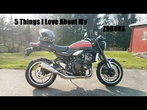 5 Things I Love About My Z900RS