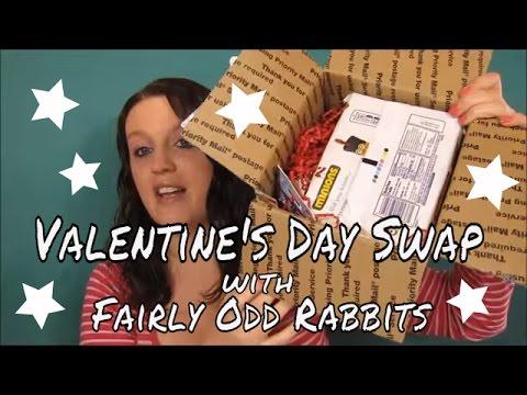 Valentine's Day Swap with Fairly Odd Rabbits