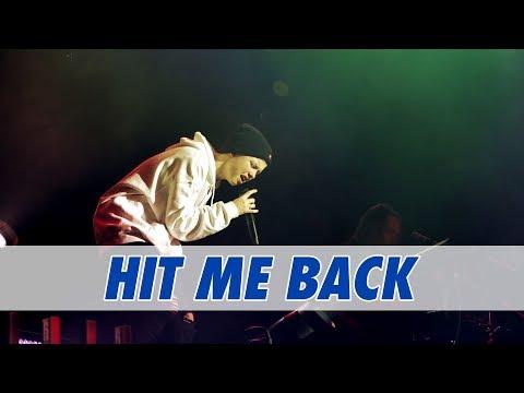 Jacob Sartorius - Hit Me Back (LIVE)