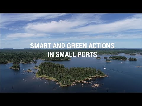 PortMate Online Short Courses (1/2): Smart and green actions in small ports