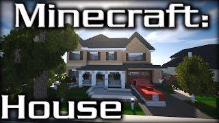 DakrCraft: American House (by Matty220)