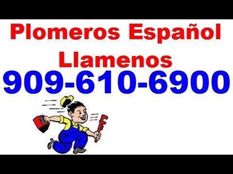 Plomeros que hablan español en Riverside Ca |  Fontaneros que hablan español en Riverside Ca