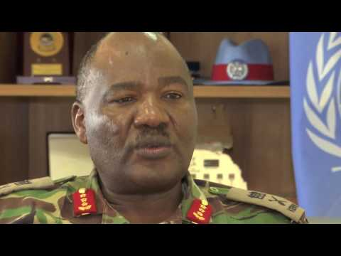 UNMISS Force Commander speaks about the readiness of the Force in South Sudan