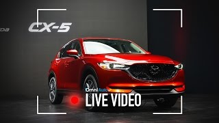 Nuova Mazda CX-5 | Salone di Los Angeles 2016