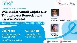 Talkshow Dunia Sehat Waspada Gangguan Prostat Sejak Dini | DAAI TV.