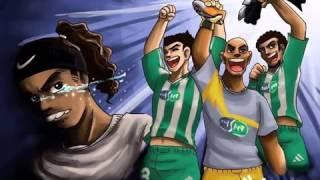 Raja Casablanca Music Brazil 2013 إهداء لفريق الرجاء البيضاوي