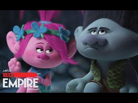Trolls - Arabic Subtitled Trailer