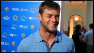 Who is the Best Dressed in Tennis? - Sydney 2014 Player Party