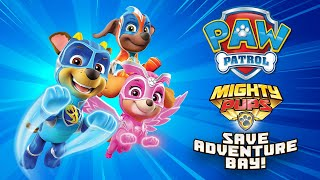 PAW Patrol: Mighty Pups Save Adventure Bay | Official Announcement Trailer (2020)