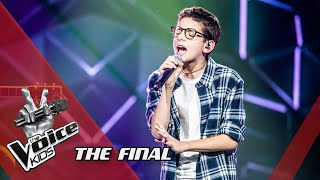 Max – 'We Found Love' | The Final | The Voice Kids | VTM