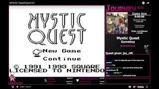 Mystic Quest / Final Fantasy Adventure [GB] - Journey #255 (2/3)